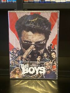 The Boys - Season 2 (DVD) New & Sealed - PRE ORDER  RELEASE DATE 22.01.2021