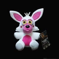 "New Cute 7""RARE Funko Five Nights At Freddy's Mangle Plush Funtime Foxy X"