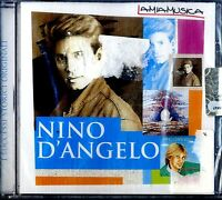 NINO D'ANGELO La Mia Musica CD NEW Sealed