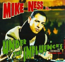 1 CENT CD Under the Influences - Mike Ness