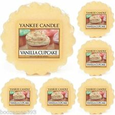 10 Yankee Candle Vanilla Cupcake Pasticcini-fonde-SPEDIZIONE GRATUITA