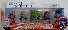"Transformers 30th Anniversary 1 1/2"" inch Mini Figure Movie 5-pack Wave 1 2014"