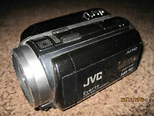 JVC GZ-HD30EK Hi Def HDD / Flash Media Hybrid Camcorder. FAULTY!!