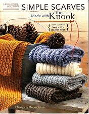 Simple Scarves Made with the Knook by Margret Wilson (2011, Softcover)
