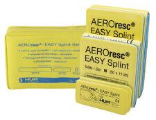 HUM AEROresc IMT02-SP Easy Splint Universalschiene Set mit Tasche 5-teilig IPXE
