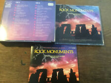 The London Symphony Orchestra ‎-  Rock Monuments [2 CD Box]