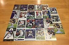 KYLE BOLLER LOT OF 23 FOOTBALL CARDS BALTIMORE RAVENS ST LOUIS RAMS QUARTERBACK