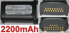 Batería 2200mAh tipo 82-111734-01 Para Symbol MC9090-K