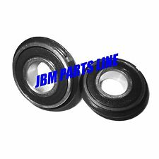 "Go Kart Bearings 1-3/8"" OD 5/8"" ID, 499502H C-Clip Wheel Hubs, Wheels, Set of 2"