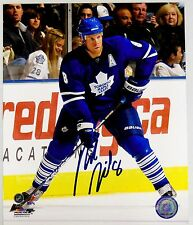 "MIKE KOMISAREK Signed TORONTO MAPLE LEAFS 8X10"" PHOTO!! MAKE OFFER! 3001017"