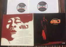 "ELLA FITZGERALD:""BEST OF"".1973 GERMAN CORAL STEREO DOUBLE LP+GATEFOLD.NEAR MINT!"