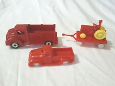 Vintage Plastic Toy Lapin Products Truck