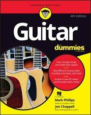 GUITAR FOR DUMMIES + ONLINE