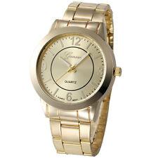 Womens Lady Watches Crystal Diamonds Stainless Steel Bracelet Quartz Wrist Watch