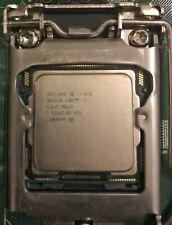Intel Core i7-870 2.93GHz Quad Core Processor