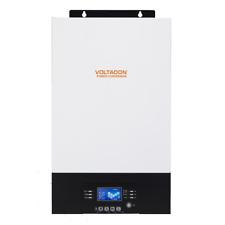Voltacon 5kw Solar off Grid Inverter Charger 48v MPPT Bluetooth 80a