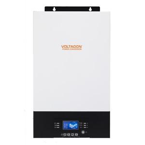 5kVA VOLTACON 5000w 48v Off Grid Inverter MPPT Bluetooth & Parallel Option V5