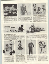 1958 PAPER AD Rin-Tin-Tin TV Show Rusty Outfit Costume Annie Oakley Bend Me Toys