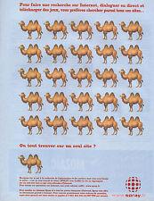 Publicité 1999  SPRAY  naviguez sur Internet facilement !!  www.spray.fr