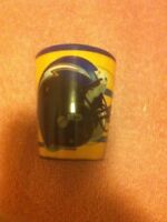 SAN DIEGO CHARGERS  SHOT GLASS --NFL  --FREE SHIP--NEW