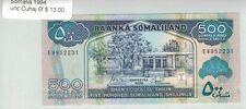 1994 Somalia, Unc Banknote, 500 Somaliland Shillings, Cuuhaj 6f, EW 952231