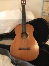 Jim Marrs' Travel Acoustic Guitar (Harmony Company - 1959 Classic Guitar H173)