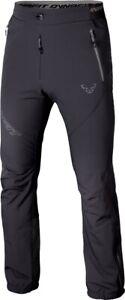 NEW Dynafit Radical Durastretch Softshell Black Mens Large Ski Pants Ret$220