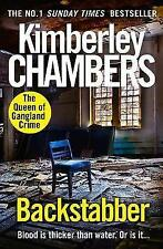 Backstabber by Kimberley Chambers (Paperback)