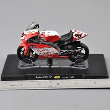 IXO-Altaya 1/18 Scale Aprilia RSW 250 Imola 1998 Diecast Motorcycle Model