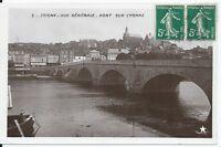 CPA 89 - JOIGNY - Vue Générale - Pont sur L'Yonne