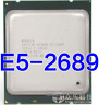 Intel Xeon E5-2689 LGA 2011 2.6GHz 8 Core 16 Threads CPU Processor