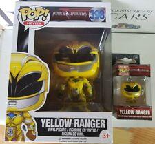Power Ranger Funko Pop 398+ Schlüsselanhänger 2er Set  Vinyl Figur #1