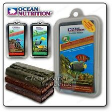 Ocean Nutrition Dried Seaweed Select Nori Aquarium Marine Algae Reef Fish Food