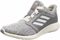 Adidas Womens 6.5 M Edge Lux 3 Shoes GRAY Athletic Running Sneakers