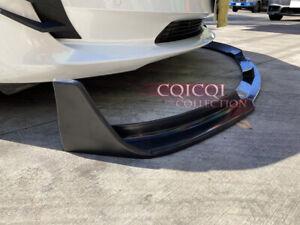 UNPAINTED body kit for Tesla 17~21 Model3 front spoiler side skirt diffuser ◎