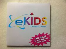 Collector's CD eKids Internet w/ Mad Magician Game CD Sealed. CD059