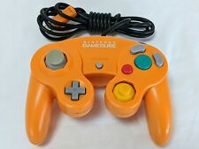 Controller OFFICIAL Orange Spice Wired Nintendo GameCube & Wii System Console
