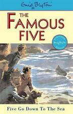 Five Go Down to the Sea by Enid Blyton (Paperback, 1997)
