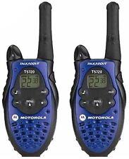 MOTOROLA TALKABOUT T-5720 Two Way Radio Walkie Talkie With  Handfree Feature
