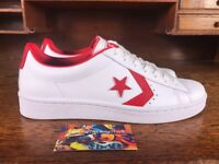 Converse PL 76 Ox Mens Red/White Classic Shoe 157423C Multi Mens Sizes MSRP $70