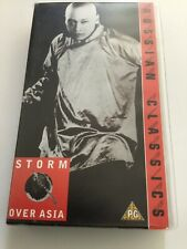 Storm over Asia vhs tape