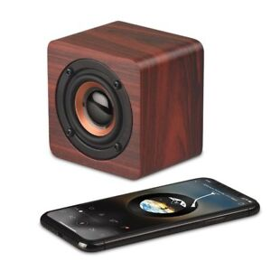 Bluetooth Portable Wireless Speaker Stereo Waterproof Outdoor Radio Fm Usb Bass