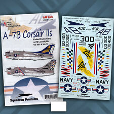 A-7 B Corsair II: VA-303, VA-72 (1/48 decals, Superscale 481237)