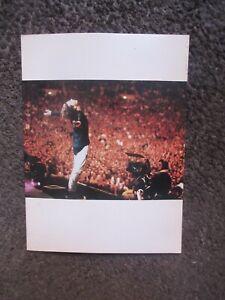 "INXS ""LIVE BABY LIVE"" 1991 ATLANTIC PRESS KIT FOLDER+4 PAGE PRESS MATERIALS EX+!"