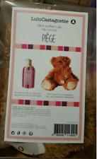 Coffret Femme Lulu Castagnette Piège 90 ML EDP Eau de Parfum + Peluche