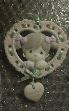 1999 give your whole heart precious moments ornament