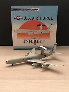 Inflight 200 U.S. Air Force B707-300 71-1407 OK 552ACW IFE3B0121