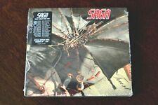 Saga - Trust (DVD, 2006, 2-Disc Set, Bonus CD) NEW