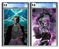 Batman #93 CGC 9.8 Graded Cover A 1st Print + Cover B Mattina Variant PRE-ORDER