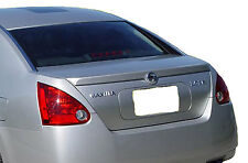 UNPAINTED REAR WING SPOILER FOR A NISSAN MAXIMA LIP 2004-2008